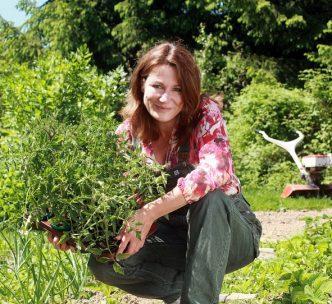 Gartenexpertin Heike Boomgaarden besucht uns am 5. Mai 2017 um 19.00 Uhr