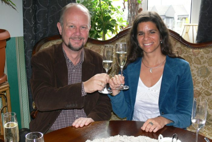 ´Ralf Kramp & Carolin Gilbaya
