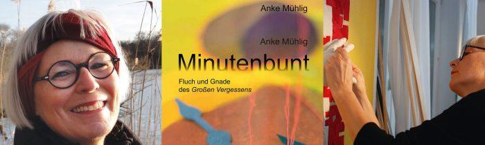 Minutenbunt Lesung mit Anke Mühlig