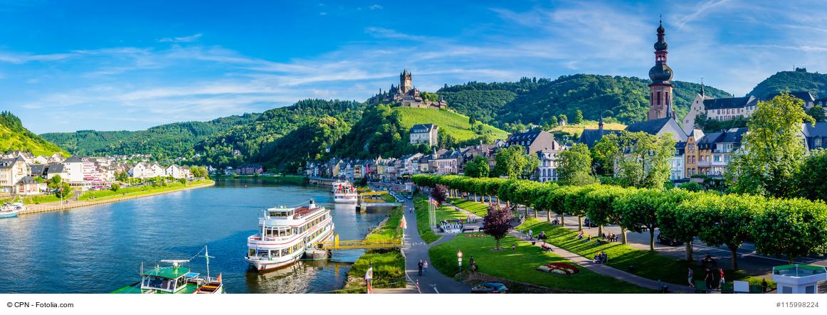 Sommer-Angebot Hotel Germania, Cochem