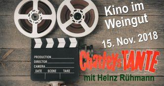 "Kino im Weingut ""Charleys Tante"""