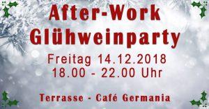 After-Work Glühweinparty
