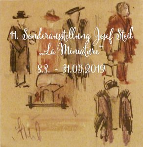 "Josef Steib ""La Miniature"""