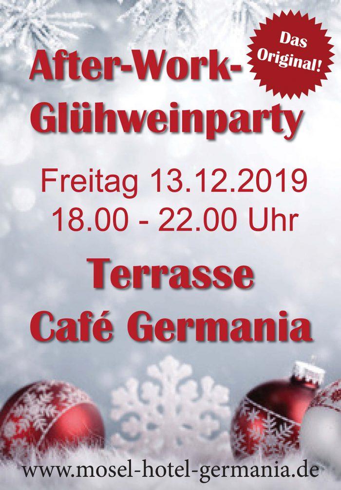 Afterwork - Glühweinparty
