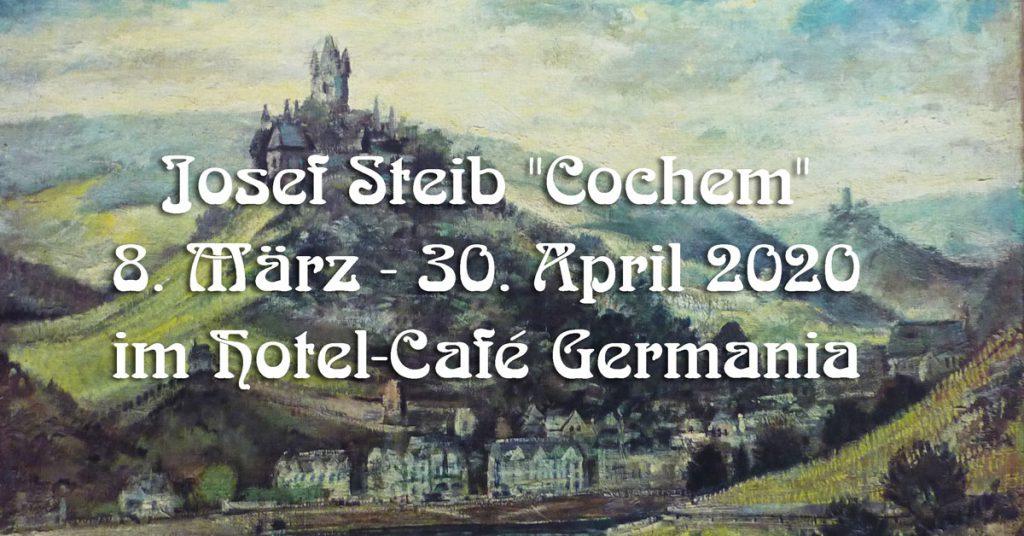 Titelbild Steib-Ausstellung 2020